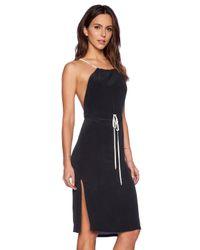 Merritt Charles | Black Jackson Dress | Lyst