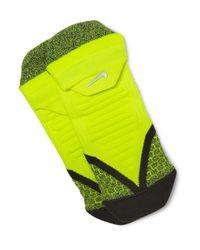 Nike - Green Elite Cushioned Dri-Fit Running Socks for Men - Lyst