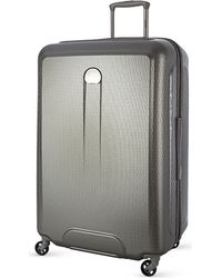 Delsey Metallic Helium Air Four-wheel Trolley Case 76cm for men