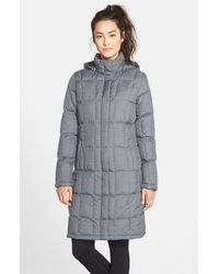 The North Face - Gray 'Metropolis' Parka - Lyst