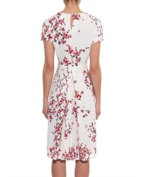 Max Mara Studio - White Hermes Dress - Lyst
