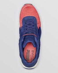 PUMA Red Xs-698 X Brooklyn We Go Hard Sneakers for men