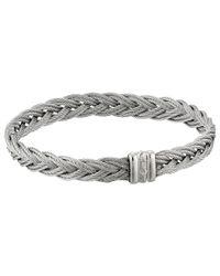 Alor | Gray Bracelet - Gentlemen'S Collection 04-13-0388-00 | Lyst