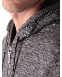 DIESEL | Gray S-mifun-wool for Men | Lyst