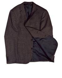 ASOS | Black Slim Fit Suit Jacket In Slub for Men | Lyst