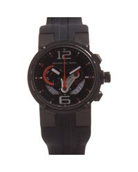 Officina Del Tempo Gray Racing Watch for men