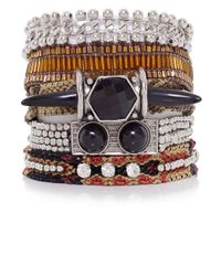 Hipanema | Brown Montana Bracelet | Lyst