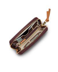 Tory Burch | Purple Kerrington Smartphone Wristlet | Lyst