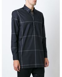 Etudes Studio - Black 'medina' Shirt for Men - Lyst