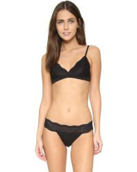Cosabella | Green Dolce Thong 3 Pack | Lyst