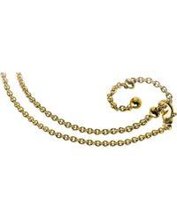 BVLGARI - Catene 18ct Yellow-gold Chain Necklace - Lyst