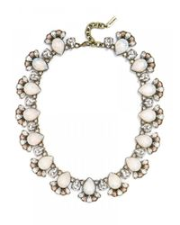 BaubleBar | White Astral Collar | Lyst