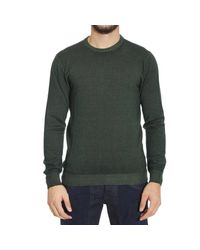 Etro | Green Sweater for Men | Lyst