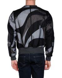 Alexander McQueen Black Jacket for men