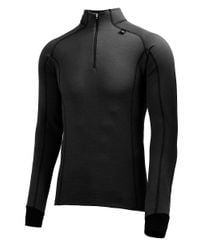 Helly Hansen | Black Warm Freeze Baselayer Top for Men | Lyst