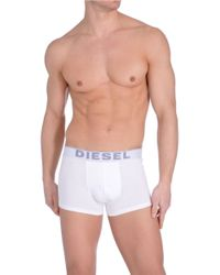 DIESEL | White Kory Boxer Brief Set for Men | Lyst