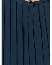 Christian Wijnants - Blue 'dalice' Dress - Lyst