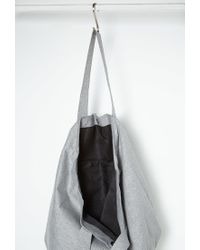 Forever 21 - Gray Classic Oversized Tote - Lyst