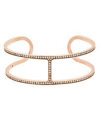 Michael Kors - Pink Mkj4435791 Ladies Bracelet - Lyst