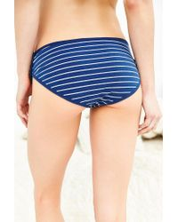 Out From Under - Blue Taylor Dolphin Hipster - Lyst