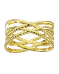 Gorjana | Metallic Jillian Midi Ring | Lyst