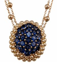 Pasquale Bruni - Blue Brunissimi 18k Rose-gold Pendant Necklace - Lyst