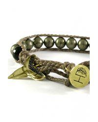 Hippie Dreamers | Metallic Buddha Bracelet | Lyst