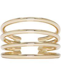 Sophie Bille Brahe | Metallic Gold Ressort Oreille Ear Cuff | Lyst