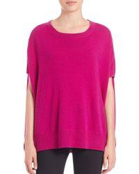 Diane von Furstenberg | Pink Essex Cashmere Sweater | Lyst