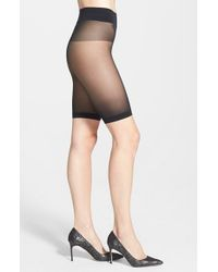 Wolford | Black 'Individual 20' Lightweight Shorts | Lyst