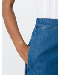 Ruifier | Metallic 'Visage Friends Double Happy' Bracelet | Lyst