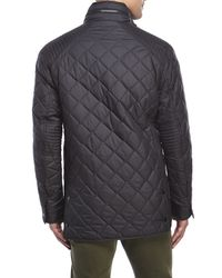 Marc New York - Black Essex Quilted Jacket for Men - Lyst