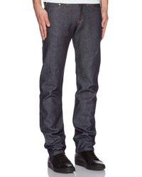 Naked & Famous - Blue Weird Guy Heavy Soft Selvege 19 Oz. for Men - Lyst