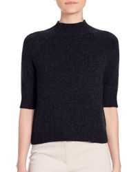 Theory | Blue Jodi B Cashmere Sweater | Lyst