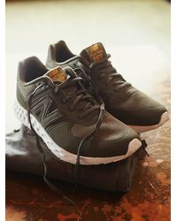 Free People | Green Sport Style Collection Trainer | Lyst