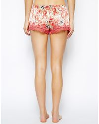 Gossard | Multicolor Flower Rush French Knicker Shorts | Lyst