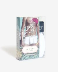 Ted Baker | White Cotton Briefs for Men | Lyst
