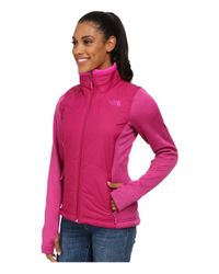 The North Face - Pink Agave Mash-up Jacket - Lyst