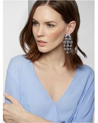BaubleBar | Multicolor Daisy Chain Drops | Lyst