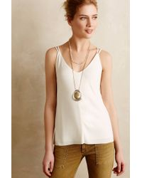 Anthropologie - Metallic Selenelion Pendant Necklace - Lyst