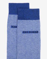 Ted Baker - Blue Oxford Socks for Men - Lyst
