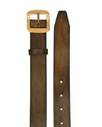 DSquared² - Brown Classic Belt for Men - Lyst
