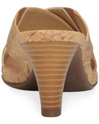 Aerosoles - Brown Love Powem Sandals - Lyst
