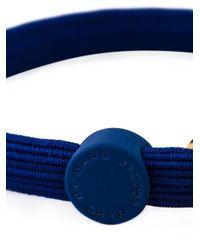 Marc By Marc Jacobs - Blue Whistle Charm Bracelet - Lyst