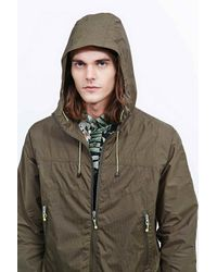 Penfield | Green Inuvik Lightweight Parka In Olive for Men | Lyst