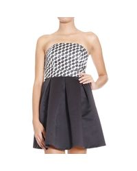 Manila Grace - Black Dress - Lyst