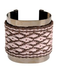 Max Mara | Pink Bracelet | Lyst