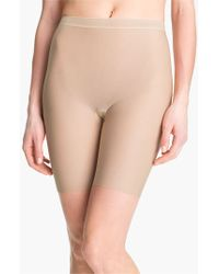 Wacoal Natural 'smooth Complexion' Mid-thigh Shaper Briefs
