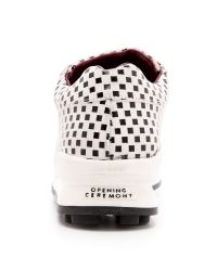 Opening Ceremony - Black Oc Sneakers White Multi - Lyst
