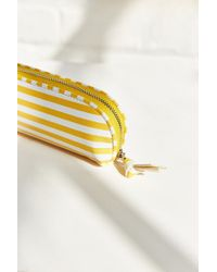 Urban Outfitters | Yellow Horizontal Striped Pouch | Lyst